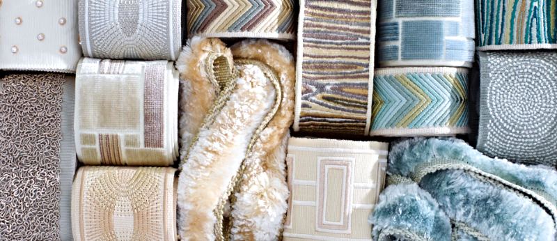 Kravet Decorative Trims - The fine details can make a difference